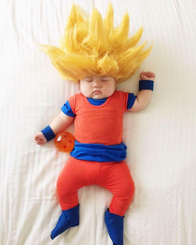 Goku Dari Dragon Ball Z