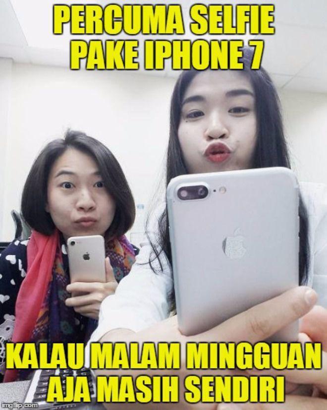 Apple Resmi Rilis iPhone 7, Meme \'Kocak\'nya Juga Sudah Beredar