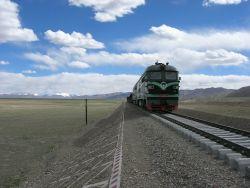 Melihat Keindahan Jalur Kereta Paling Menakjubkan di Cina, Qinghai–Tibet Railway