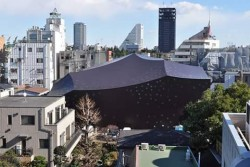 Keren...Jepang Juga Dikenal dengan Bangunan yang Super Unik Lho