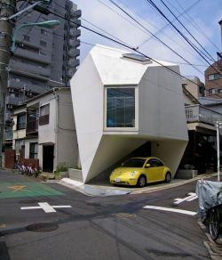 15 Arsitektur Moderen di Jepang ini Keren Banget Loh Pulsker!