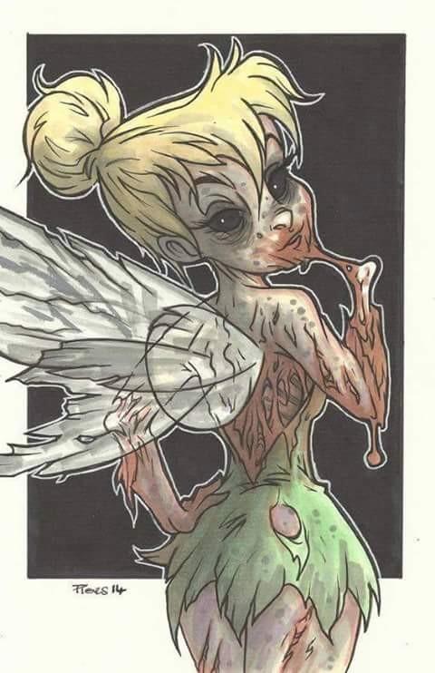 Dalam dunia anak, peri diidentikkan sebagai sosok malaikat penyelamat yang penuh dengan kebaikan. Selain itu peri digambarkan dengan kemolekan dan kecantikan yang dimilikinya. Peri juga dibedakan menjadi 2, yakni peri jahat dan peri yang baik. Tapi kalau peri yang satu ini, masuk peri apa ya pulsker?. Peri jahat atau peri menyeramkan?.