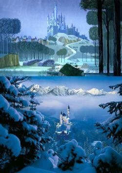 Ternyata Disney Terinspirasi dari 8 Tempat Ini Loh