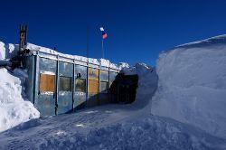 Tempat - tempat dengan Kondisi Suhu Paling Dingin di Dunia