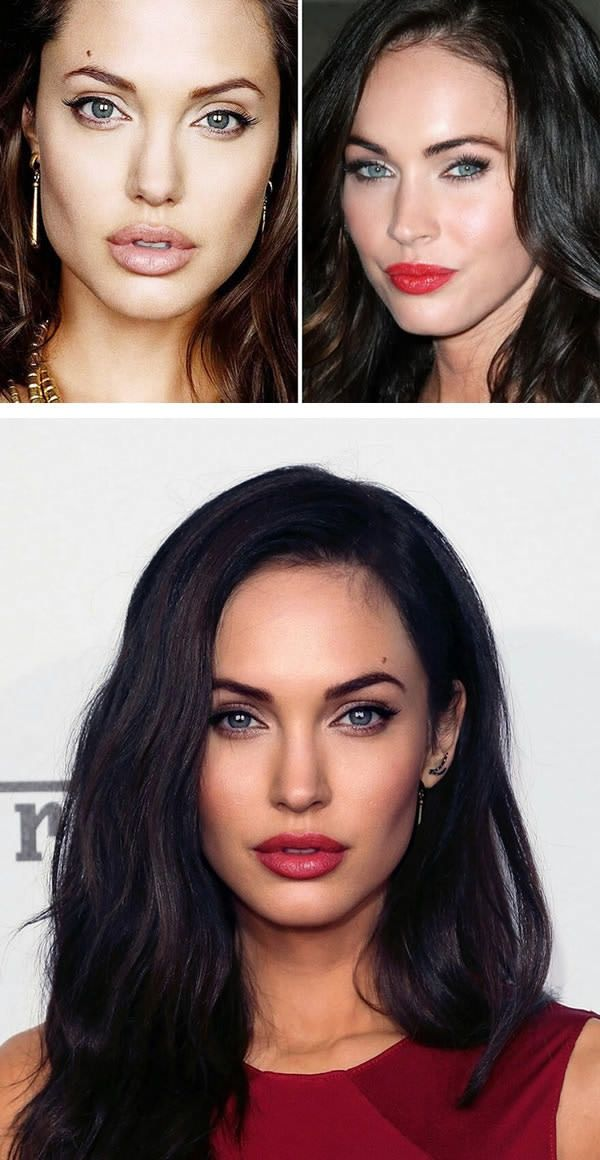 Angelina Jolie dan Megan Fox