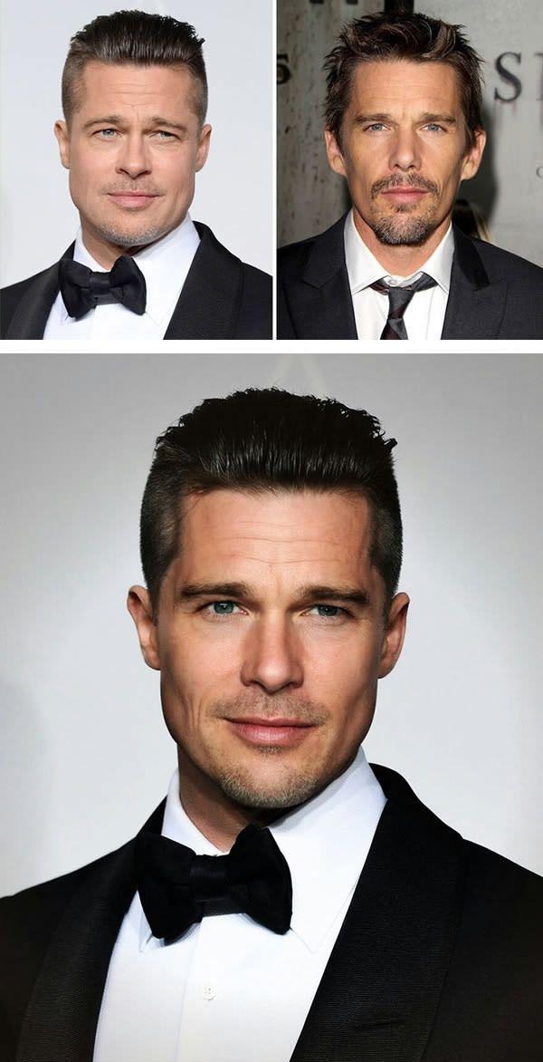 Brad Pitt dan Ethan Hawke