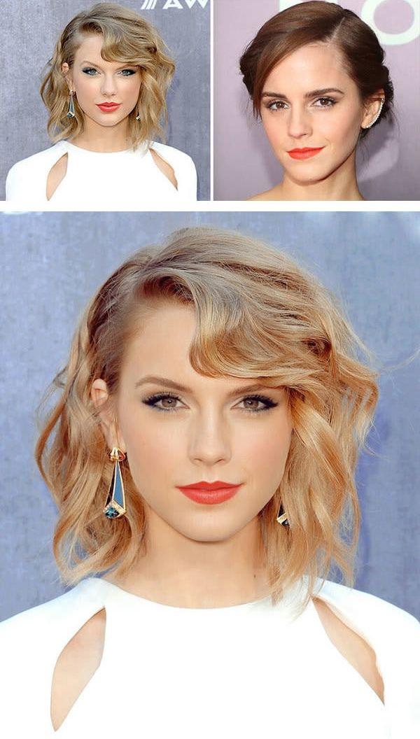 Taylor Swift dan Emma Watson