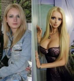 Model Cantik Ukraina Ini Rela Operasi Plastik Agar Mirip Barbie