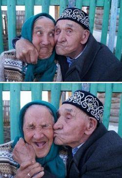 14 Pasangan Kakek-nenek Ini Membuktikan Cinta Sejati itu Ada