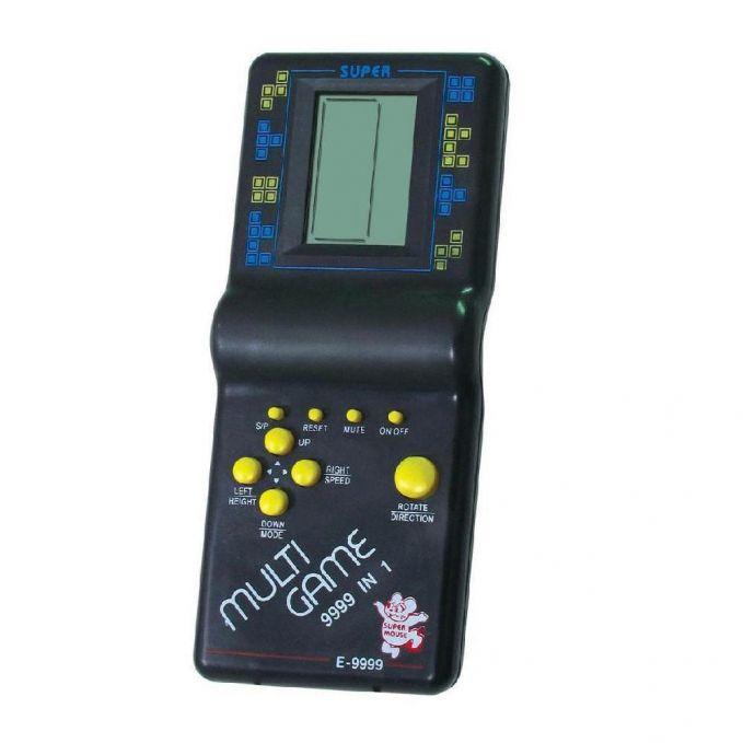 GameBot Game favorite dalam Gamebot adalah Tetris, trus ada juga lho gamebot yang bisa ngomong, pas kamu salah langkah dia akan bilang gini kok bodo..punyamu yang model apa Pulsker??