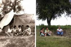 8 Perbedaan Foto Dulu dan Sekarang yang Paling Menyentuh