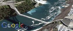 10 Penampakan Aneh dan Misterius Yang Pernah Tertangkap Google Earth