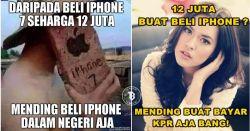 10 Meme Ini Nyindir Mahalnya iPhone7, Masih Pengen Beli?
