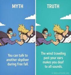 11 Mitos Yang Sering Kita Percaya Dalam Film, Ini Fakta Sebenarnya