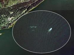 7 Foto Paling Menyeramkan yang Tetangkap Satelit di Google Earth