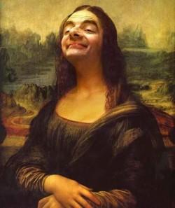 Ini Dia Penampakan Lucu Mr. Bean Saat Menjadi Tokoh Lain