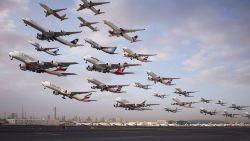 7 Foto Ini Menggambarkan Betapa Padatnya Lalu Lintas Udara di Beberapa Bandara Besar Dunia