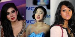 Wajah Asli Artis Indonesia TANPA MAKE UP