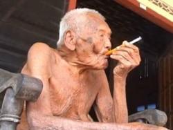 Inilah Sosok Mbah Gotho, Manusia Tertua di Dunia Asal Sragen