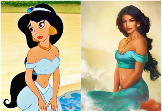 Jasmine, 'Aladdin'