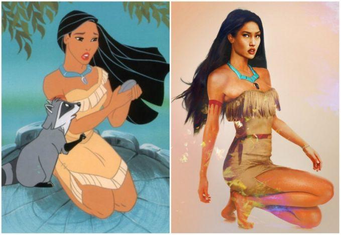 Pocahontas 'Pocahontas'