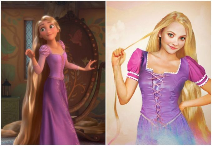 Rapunzel, 'Tangled'