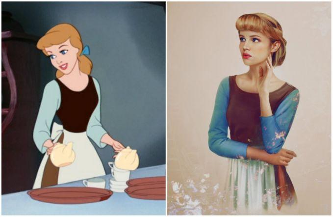 Cinderella, 'Cinderella'