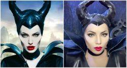 Cewek Ini Berubah Menjadi 13 Karakter Disney Hanya Dengan Menggunakan Make Up dan Kostum