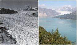 10 Foto Wilayah Bumi Dulu dan Sekarang