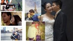 Bikin Baper..7 Wanita Ini Punya Suami Artis Yang Super Romantis!