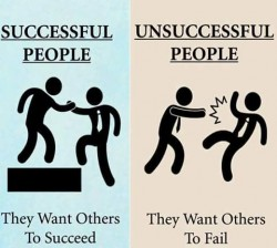 Perbedaan Antara Orang Sukses dan Orang Tidak Sukses yang Perlu Kalian Ketahui