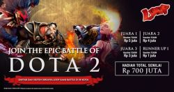 Bersiaplah Untuk Loop Games Competition: The Epic Battle of Dota 2