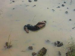 Pria ini Bikin Geger, Dikira Mayat Ternyata Ketiduran di Sawah