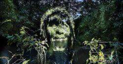 Dengan Teknik Pencahayaan, Hutan Amazon Disulap Menjadi Ruang Pertunjukan yang Keren