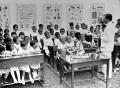 9 Foto Potret Pendidikan dan Suasana di Sekolah Jaman Dulu