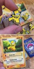 10 Gambar Gabungan Pokemon dan The Simpsons Ini Keren Banget