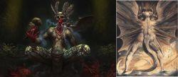 Seremm..Benarkah 7 Makhluk Mengerikan Ini Penghuni Neraka?