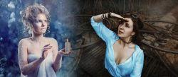 Keren Banget..10 Perbedaan Foto Sebelum Dan Sesudah Edit Photoshop!