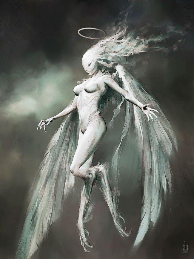 Atau sosok si perawan Virgo nih pulsker. Jangan harap perawan satu ini adalah sosok perawan yang cantik dan menawan. Tapi dia berubah menjadi sosok monster jahat yang siap memburu para cowok untuk dijadikan mangsanya.