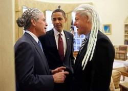 Apa Jadinya Ya Kalau Para Pemimpin Negara di Dunia Mengganti Model Rambutnya? Ini Dia 13 Foto Uniknya