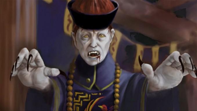 Jiangshi. Jiangshi, juga dpercaya sebagai Vampir atau Zombi yang jalannya melompat yang berasal dari Cina. Dalam legenda Cina, mayat ini adalah mayat yang dihidupkan kembali. Nah, kalau kamu generasi 90an udah sering kan nonton film legend ini pas pulang sekolah?