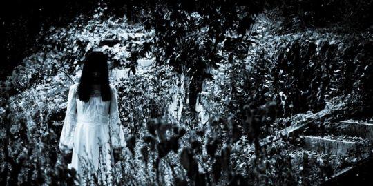 Ba Jiao Gui. Kalau di Indonesia, hantu ini sering disebut Kuntilanak. Ba Jiao Gui, merupakan hantu perempuan yang diyakini tinggal di pohon pisang. Seramnya lagi, terkadang dia membawa bayi dan meratap di bawah pohon pisang pada malam hari.