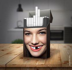 8 Iklan Anti Rokok yang Unik