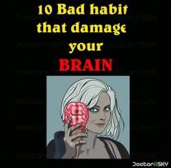 Kenali 10 Kebiasaan Buruk yang Dapat Merusak Otak Ini, Agar Kita Selalu Sehat