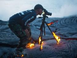 """Foto """"Behind the Scene"""" Seorang Fotografer, Ternyata Nggak Mudah dan Butuh Perjuangan Banget"""