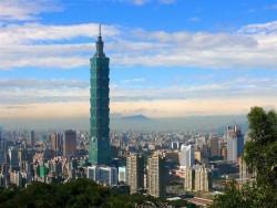 Begini Nih Tampilan Gedung Ramah Lingkungan Tertinggi Dunia yang ada di Taiwan