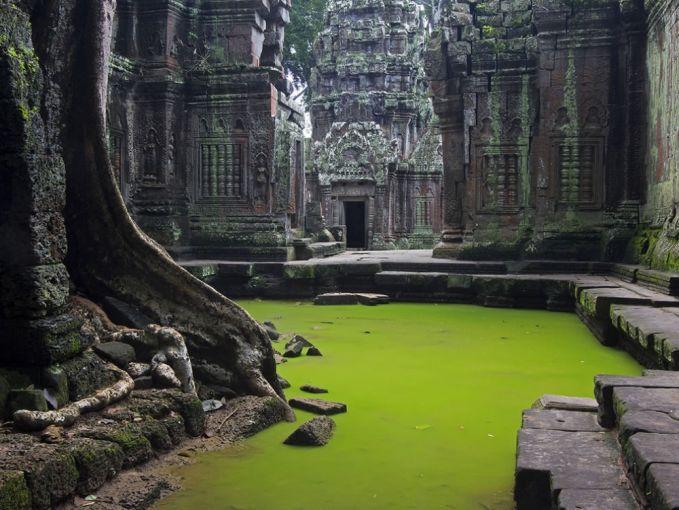 Mengunjungi rumah para dewa di kawasan Kuil Angkor Wat, Kamboja. Pernah nonton film Tomb Rider yang dibintangi Angelina Jolie nggak Pulsker? Kalau udah pernah kamu pasti tahu dengan lokasi syutingnya yaitu Kuil Angkor Wat yang terletak di Kamboja. Selain menikmati pemandangan kuil yang usianya ribuan tahun dengan desain artistik kuno, kamu juga bisa belajar tentang sejarah kuil ini lho saat berkunjung kesana.