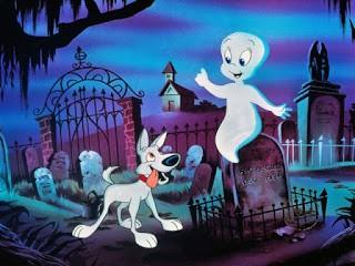 Hantu yang baik dan nggak nyeremin cenderung lucu dan menggemaskan ya hantu yang satu ini si Casper. Iya nggak?