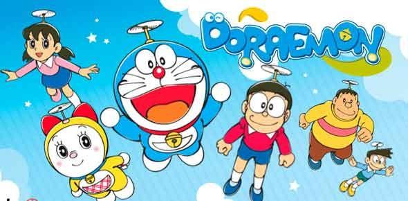 DORAEMON, siapa suka dengan kartun ini? Semua pasti ya. Favorit banget dah.