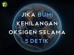 Mengerikan..Ini Yang Terjadi Jika Bumi Kehilangan Oksigen (Hanya) 5 Detik!